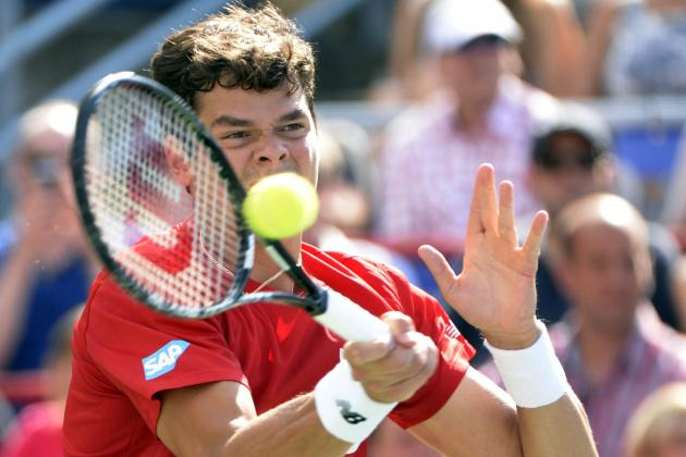 Ranking the 10 Best Men's Tennis Players Under 23 Years Old