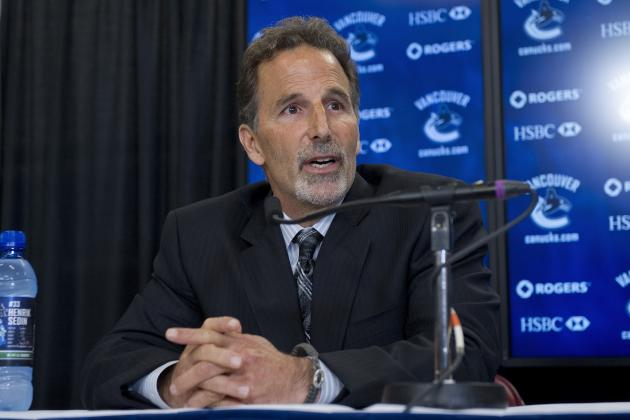 5 Headlines That Will Be Written During the Vancouver Canucks' 2013-14 Season