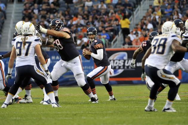 Chicago Bears' Most Intriguing Preseason Stats so Far