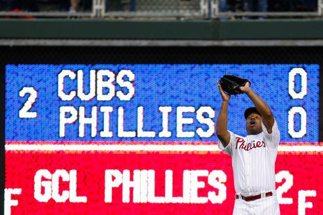 Philadelphia Phillies: 5 Players Who Will Not Be Back in 2014