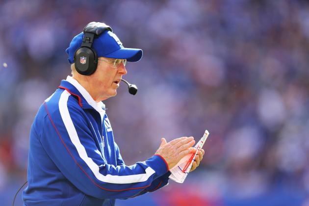 New York Giants 2013 Team Roster: Report Card Grades for Every Position