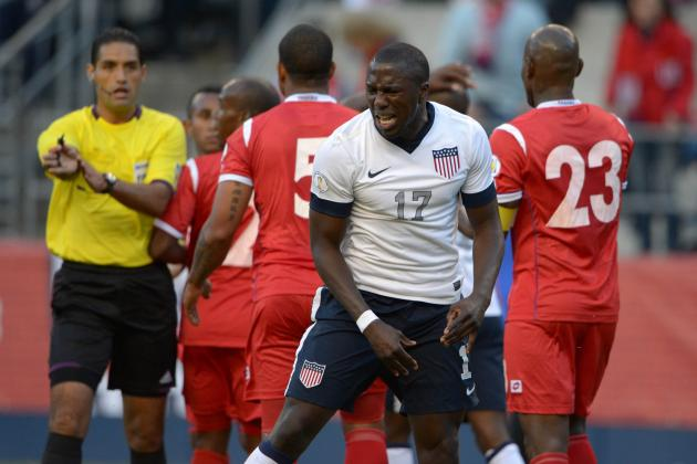5 Things We Learned from United States vs. Bosnia Herzegovina