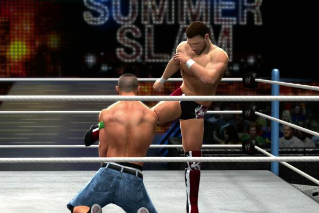 WWE SummerSlam 2013: Simulating Confirmed Matches with WWE '13