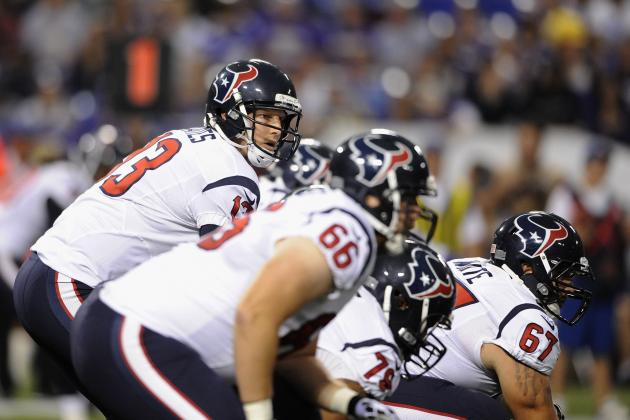 Houston Texans Most Intriguing Preseason Stats so Far