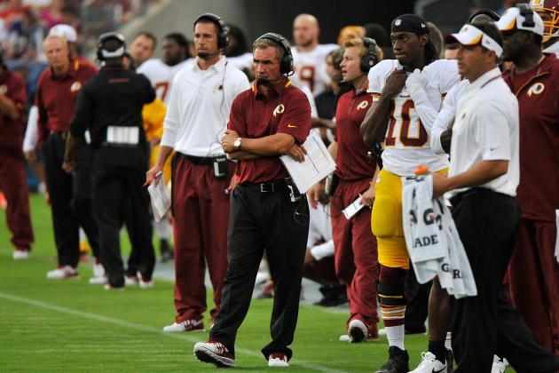 The Redskins Most Intriguing Preseason Stats so Far