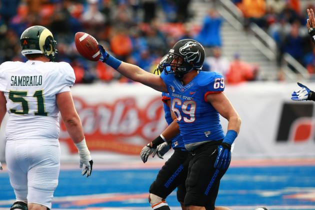 Boise State Football: Week 2 Fall Practice Stock Report