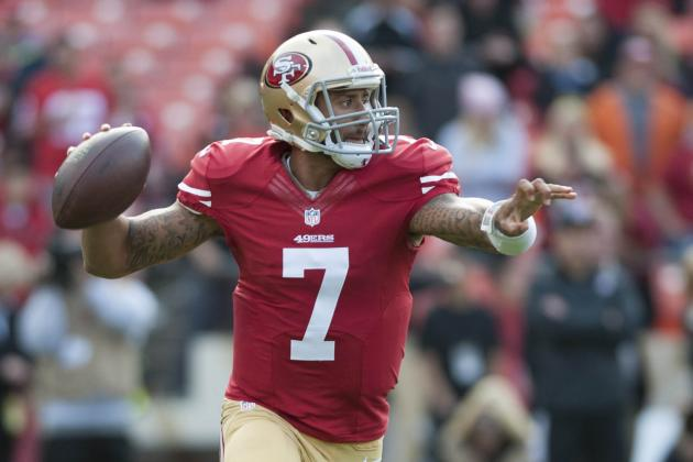 San Francisco 49ers' Most Intriguing Preseason Stats so Far