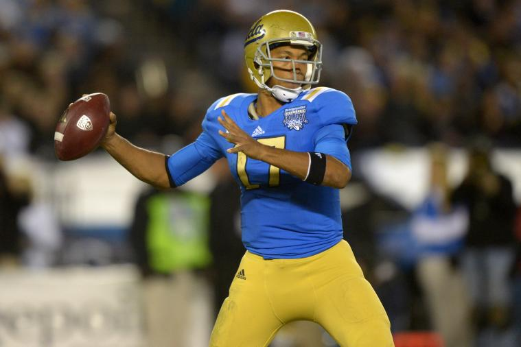 UCLA Football: Week 2 Fall Practice Stock Report