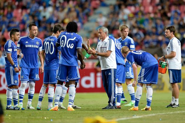 Chelsea Players Who Are Fighting for Their Future