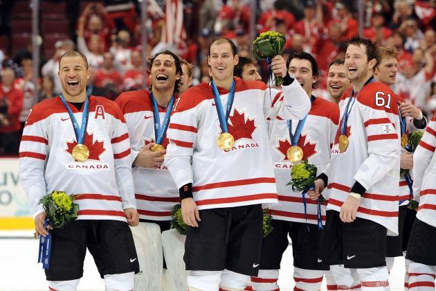 Canada Olympic Hockey Team 2014: Projecting 25-Man Roster for Sochi Games