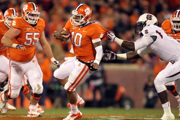 Predicting Each College Football Team's Offensive and Defensive MVP for 2013