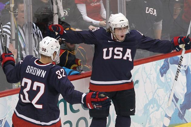 USA Olympic Hockey Team 2014: Projecting 25-Man Roster for Sochi Games