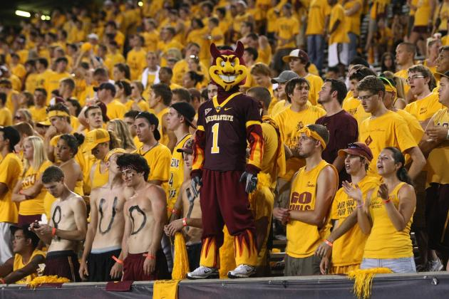 Top 25 Arizona State Sun Devils in School History