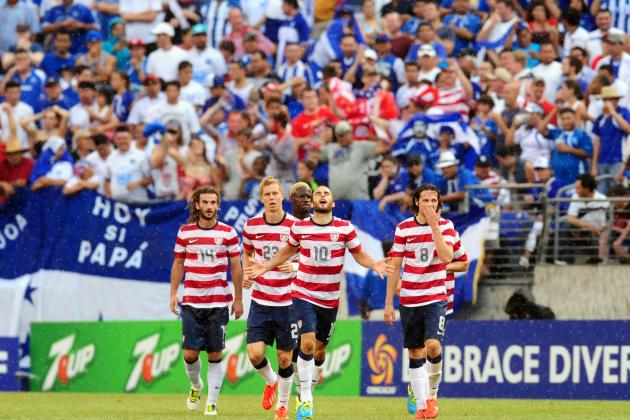 United States vs. Bosnia-Herzegovina: Grades for Every US Player