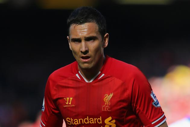 Liverpool Transfer Talk: 4 Possible Replacements for Stewart Downing