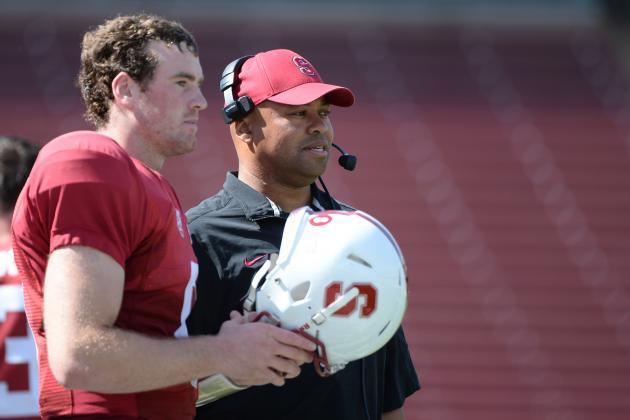 Stanford Cardinal Football 2013 Team Program