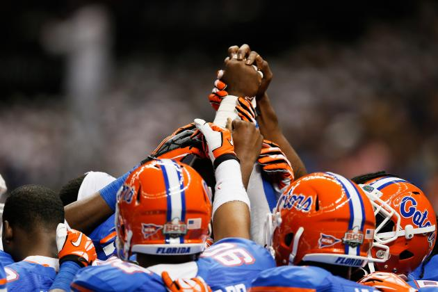 Florida Football: 2013 Team Program