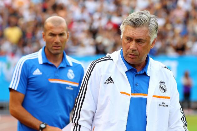 5 Biggest Challenges Facing Carlo Ancelotti at Real Madrid
