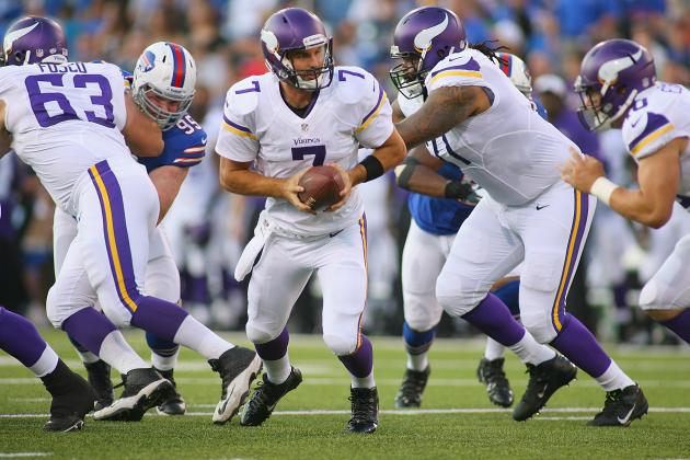 Minnesota Vikings' Most Intriguing Preseason Stats So Far