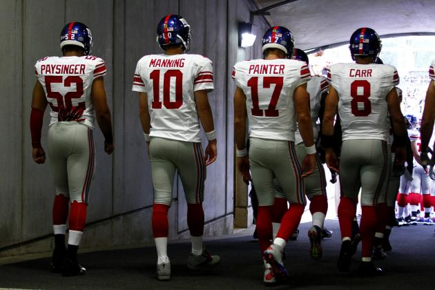Burning Questions for the New York Giants' 2013-14 Season