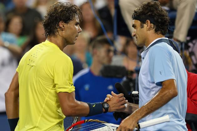 Western & Southern Open 2013: Nadal, Sharapova and Other Winners and Losers