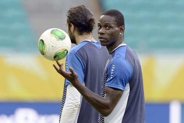 Mario Balotelli's Italy Career so Far in 7 Key Moments
