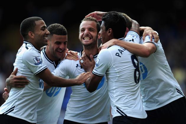 Crystal Palace vs. Tottenham Hotspur: 6 Things We Learned
