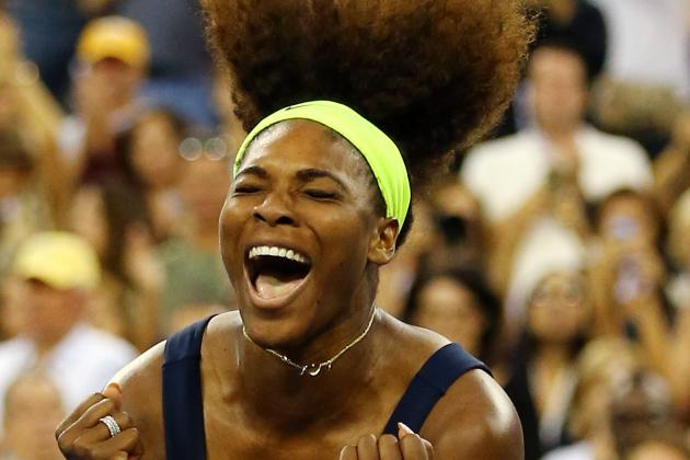 Will U.S. Open Victory Make 2013 the Greatest Season in Serena Williams' Career?