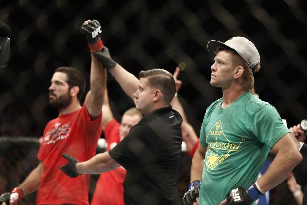 UFC Fight Night 26 Results: Is Matt Brown a Welterweight Contender?