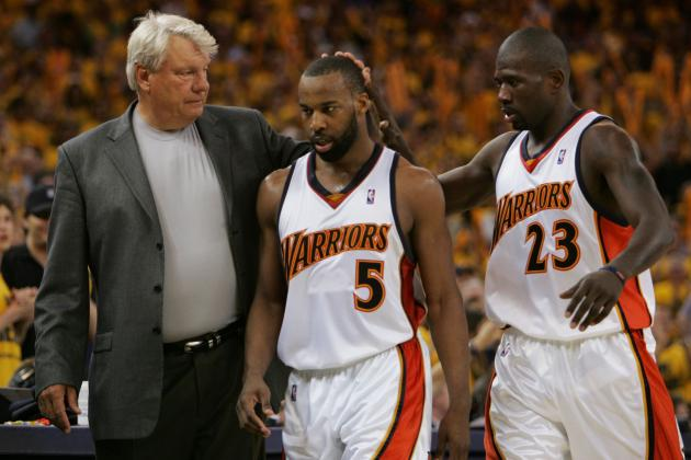 Ranking the Best Golden State Warriors Seasons of All Time
