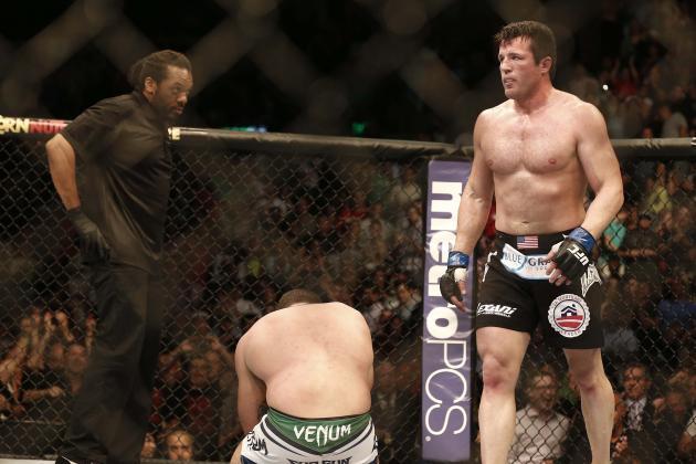 Shogun vs. Sonnen: Power Ranking UFC Fight Night 26's Main Card Fights