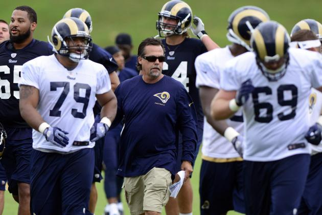 St. Louis Rams' 2013 Schedule: Win-Loss Predictions for Every Game