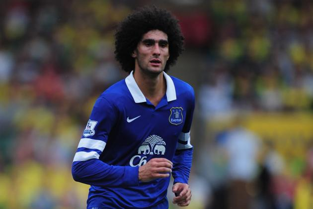Everton Transfer News and Rumours Tracker: Week of August 19