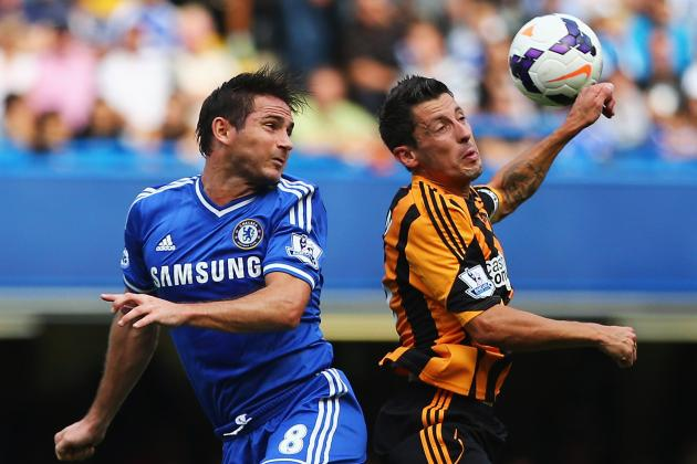 Chelsea Blues vs. Hull City Tigers: 6 Things We Learned