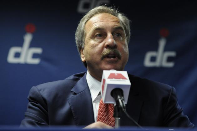 Ranking the Worst Washington Wizards Decisions of the Ernie Grunfeld Era