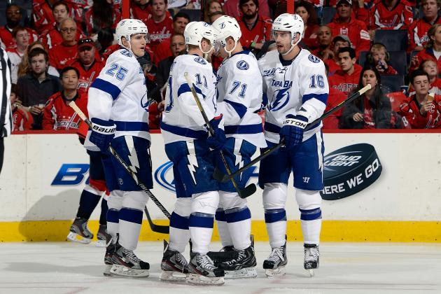 Biggest Ups and Downs of Tampa Bay Lightning's 2013 Offseason