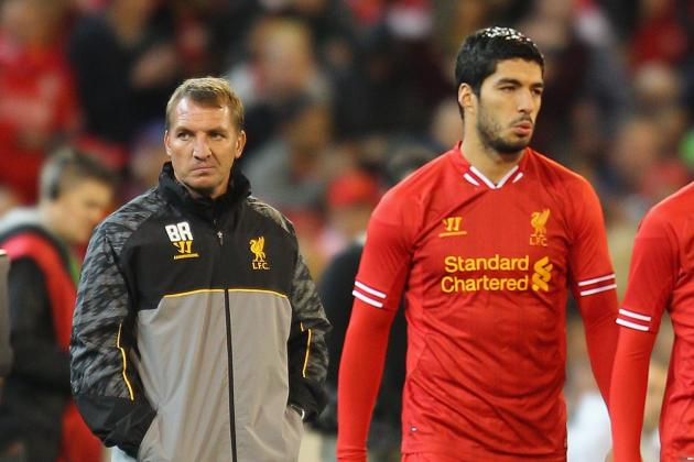 Luis Suarez Transfer News and Rumours Tracker: Week of August 19