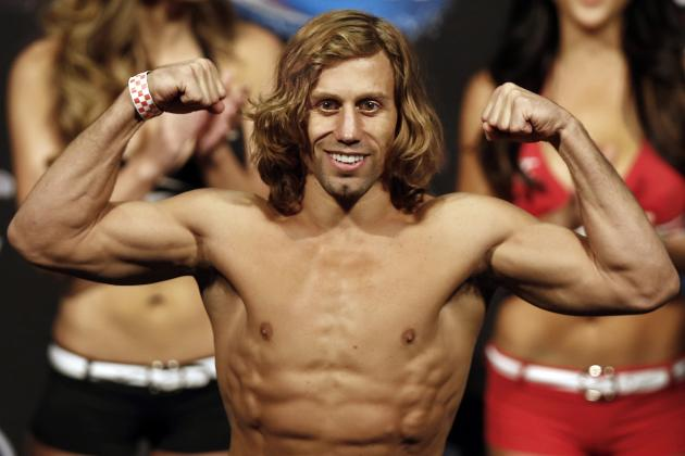 UFC Fight Night 26: 5 Fights for Urijah Faber to Take Next