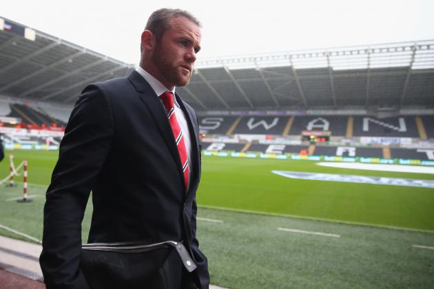 Wayne Rooney Transfer News and Rumours Tracker: Week of August 19