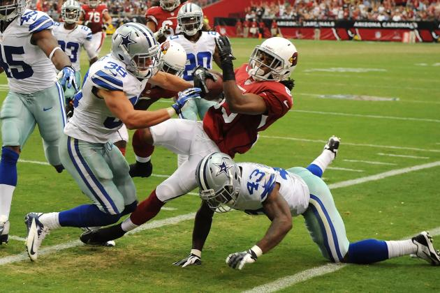 Dallas Cowboys 2013 Schedule: Win-Loss Predictions for Every Game