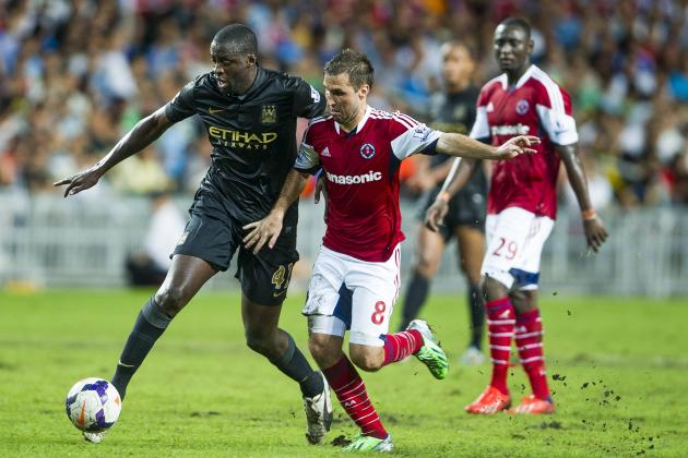 Yaya Toure: 6 Reasons the Manchester City Midfielder Is Set for a Stellar Season