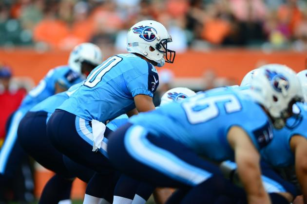 Tennessee Titans 2013 Schedule: Win-Loss Predictions for Every Game