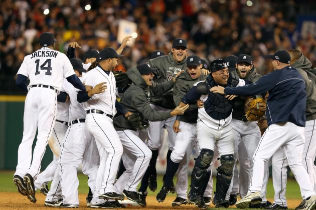 Top 10 Playoff Moments in Detroit Tigers' History
