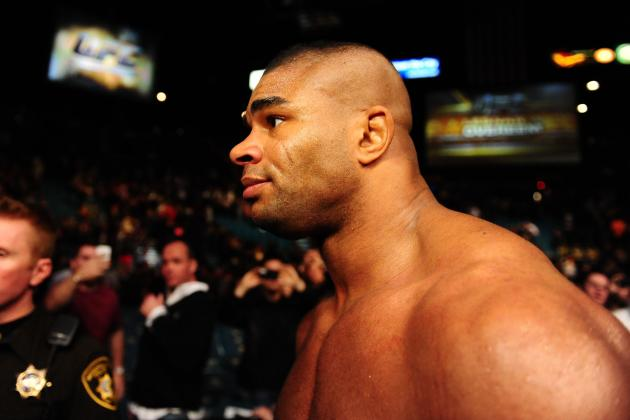How Do You Solve a Problem Like the Reem? 10 Possibilities for Alistair Overeem