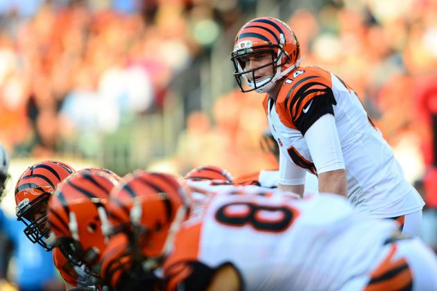Cincinnati Bengals 2013 Schedule: Win-Loss Predictions for Every Game