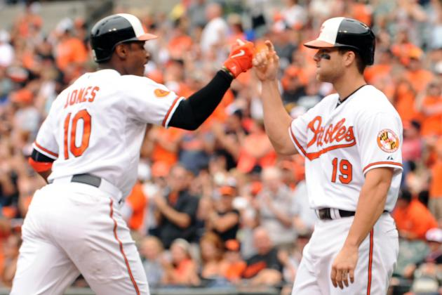 Predicting What the Orioles Starting Lineup Will Look Like Next Year