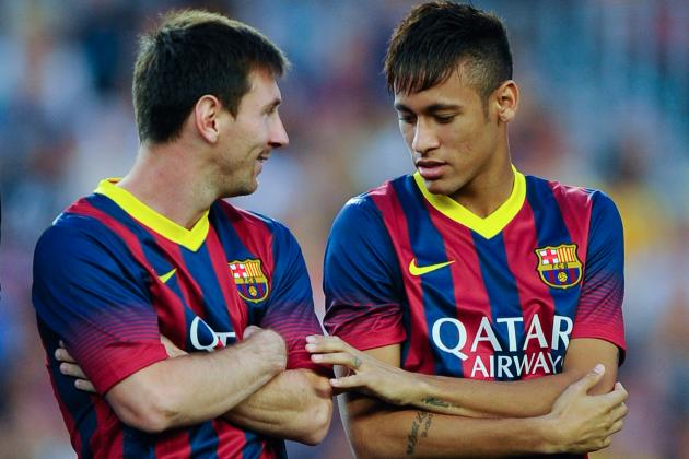 FC Barcelona: 7 Things Lionel Messi Will Teach Neymar