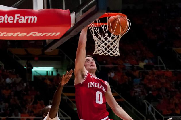 Indiana Basketball: Ranking Hoosiers' Most Indispensable Players