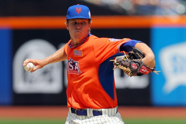 Stock Up, Stock Down for Mets' Top 10 Prospects for Week 20