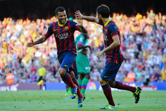 Barcelona vs. Levante: 5 Things We Learned